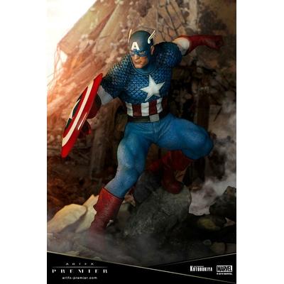 Statuette Marvel Universe ARTFX Premier Captain America 18cm