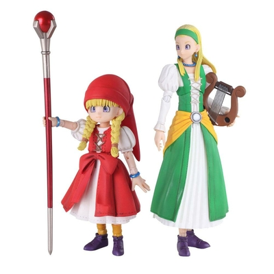 Figurines Dragon Quest XI Echoes of an Elusive Age Bring Arts Veronica & Serena 9 - 14cm