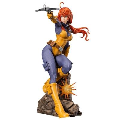 Statuette G.I. Joe Bishoujo Scarlett 22cm