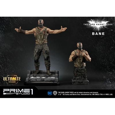 Statuette & buste The Dark Knight Rises Bane Ultimate Edition Set