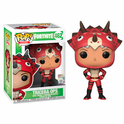 Figurine Fortnite Funko POP! Tricera Ops 9cm