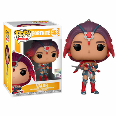 Figurine Fortnite Funko POP! Valor 9cm