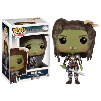 Figurine World of Warcraft Funko POP! Garona 9cm