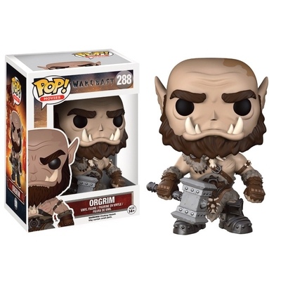 Figurine World of Warcraft Funko POP! Orgrim 9cm