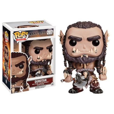 Figurine World of Warcraft Funko POP! Durotan 9cm