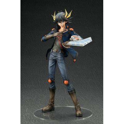 Statuette Yu-Gi-Oh! 5D's Yusei Fudo 25cm