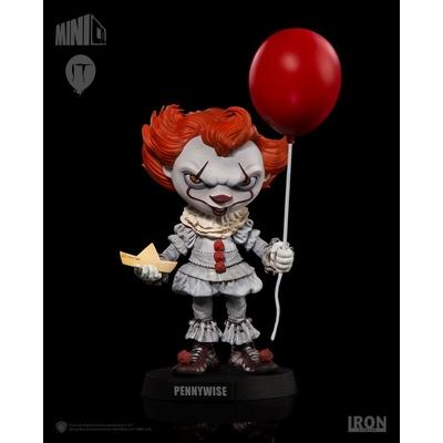 Figurine « Il » est revenu Mini Co. Pennywise 17cm