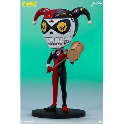 Statuette DC Comics Harley Quinn Calavera 19cm