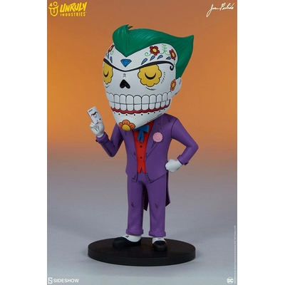 Statuette DC Comics The Joker Calavera 20cm