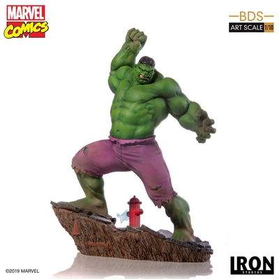 Statuette Marvel Comics BDS Art Scale Hulk 29cm