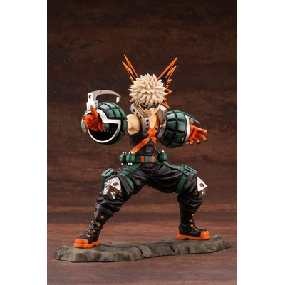 Statuette My Hero Academia ARTFXJ Katsuki Bakugo 23cm
