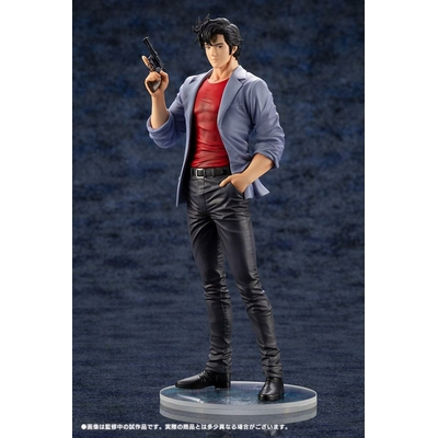 Statuette City Hunter The Movie ARTFXJ Ryo Saeba Nicky Larson 25cm