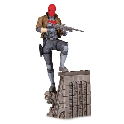 Statuette Bat-Family Red Hood (partie 5 sur 5) 17cm