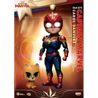 Figurine Captain Marvel Egg Attack Captain Marvel 17cm