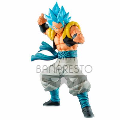 Statuette Dragon Ball Super Masterlise Gogeta Super Saiyan Blue 20cm