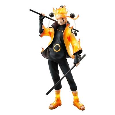 Statuette Naruto Shippuden G.E.M. Series Uzumaki Naruto Rikudo Sennin Mode 22cm
