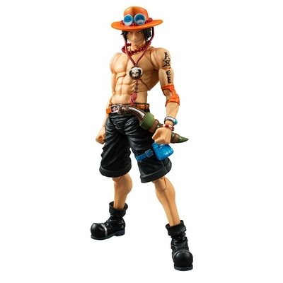 Figurine One Piece Variable Action Heroes Portgas D. Ace 18cm