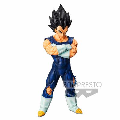 Statuette Dragon Ball Z Grandista Vegeta Nero 26cm