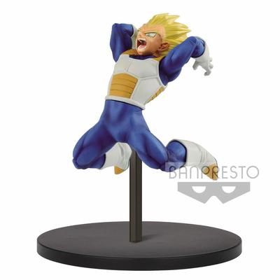 Statuette Dragon Ball Super Chosenshi Retsuden Super Saiyan Vegeta 13cm