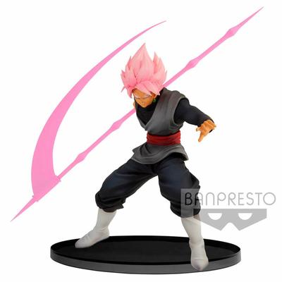 Statuette Dragon Ball Z BWFC Super Saiyan Rose Goku Black 14cm