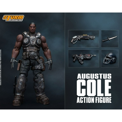 Figurine Gears of War 5 Augustus Cole 16cm