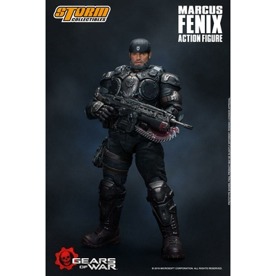 Figurine Gears of War 5 Marcus Fenix 16cm