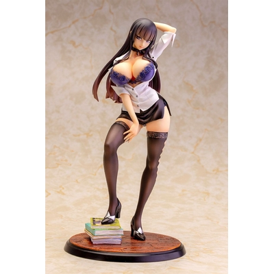 Statuette Original Character Ayame Illustration by Ban! 29cm