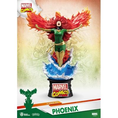 Diorama Marvel Comics D-Stage Phoenix 15cm
