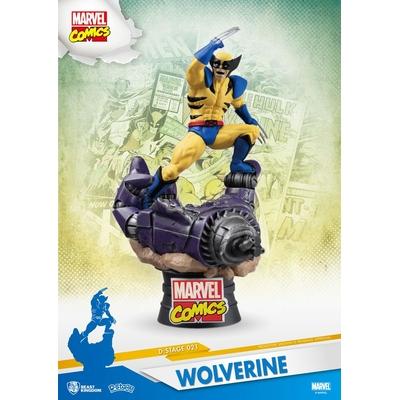 Diorama Marvel Comics D-Stage Wolverine 15cm