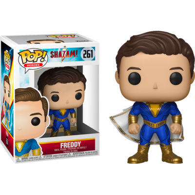Figurine Shazam Funko POP! Freddy 9cm