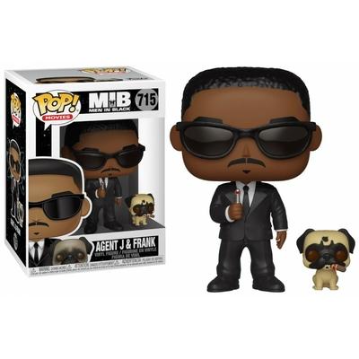 Figurine Men in Black Funko POP! Agent J & Frank 9cm