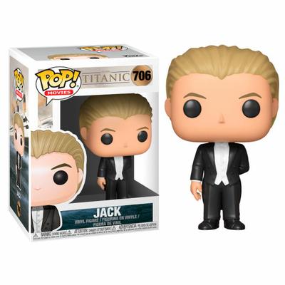 Figurine Titanic Funko POP! Jack 9cm