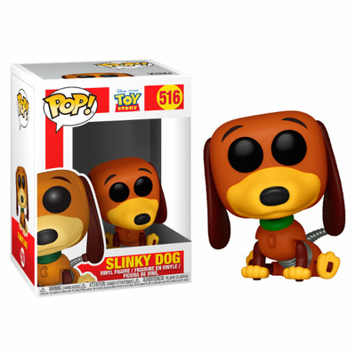 Figurine Toy Story Funko POP! Disney Slinky Dog 9cm