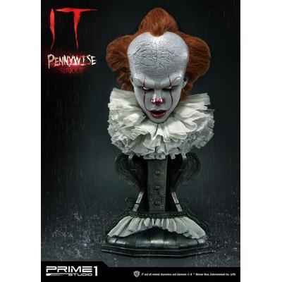 Buste « Il » est revenu 2017 Pennywise Serious 42cm