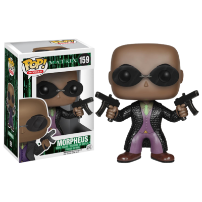 Figurine Matrix POP! Morpheus 9 cm