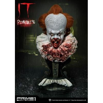 Buste « Il » est revenu 2017 Pennywise Surprised 42cm