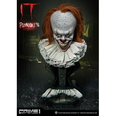 Buste « Il » est revenu 2017 Pennywise Dominant 42cm