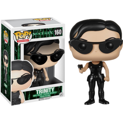 Figurine Matrix POP! Trinity 9 cm