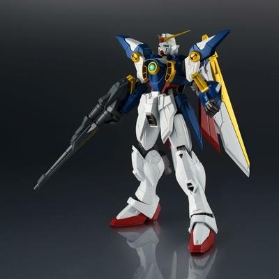Figurine Mobile Suit Gundam - Gundam Universe XXXG-01W Wing Gundam 15cm