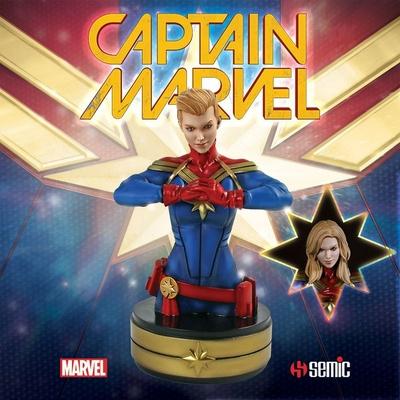 Buste Captain Marvel 20cm
