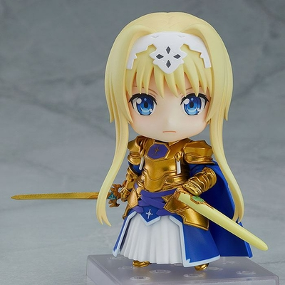 Figurine Nendoroid Sword Art Online Alicization Alice Synthesis Thirty 10cm