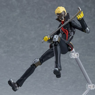 Figurine Figma Persona 5 The Animation Skull 15cm