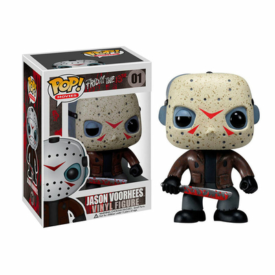 Figurine Vendredi 13 Funko POP! Jason Voorhees 09cm