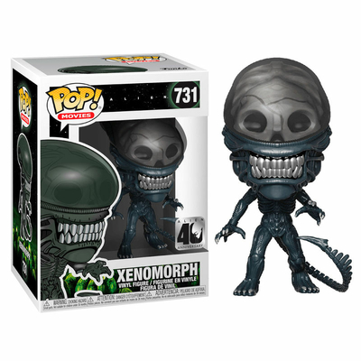 Figurine Alien 40th Funko POP! Xenomorph 9cm