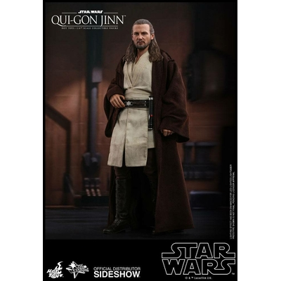 Figurine Star Wars Episode I Movie Masterpiece Qui-Gon Jinn 32cm