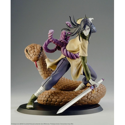 Statuette Naruto Shippuden Orochimaru DXtra Tsume 18 cm