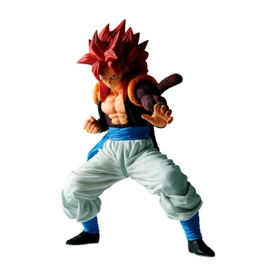 Statuette Dragon Ball Heroes Ichibansho Gogeta GT Super Saiyan 4 - 22cm