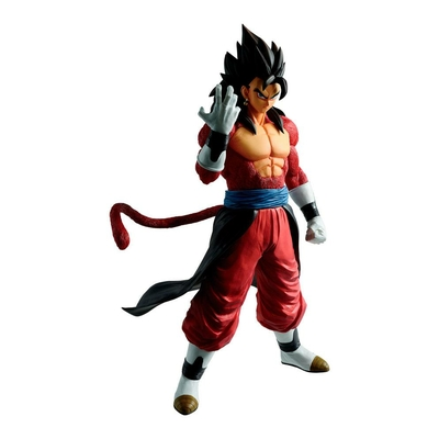 Statuette Dragon Ball Heroes Ichibansho Vegito Xeno Super Saiyan 4 - 25cm