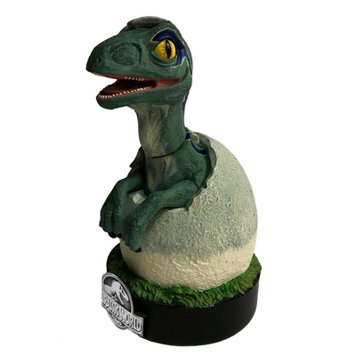 Statuette Jurassic World Premium Motion Blue Raptor Hatchling 19cm