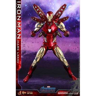 Figurine Avengers Endgame Movie Masterpiece Series Diecast Iron Man Mark LXXXV 32cm